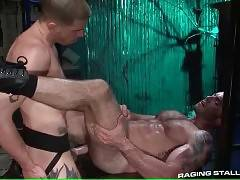 Turned On Ty And Jake Drill One Another 2