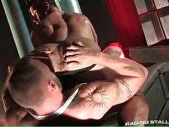 Two Mature Bears Are Very Cock Hungry 3