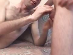 Slutty Bear Sucks Lover`s Boner 3