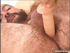 Studs Over 40 - Scott Gable shows off his ass ...
