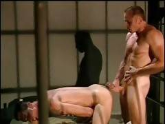 Dino Dimarco And Hank Hightower Fuck In Jail 3