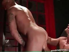 Charlie Sucks Caleb`s Cock And Licks Ass 2