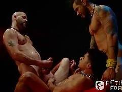Daddyz Boyz. Tony Buff, Draven Torres, Armond Rizzo